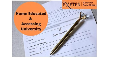 Access to University for Home educated Young People tickets