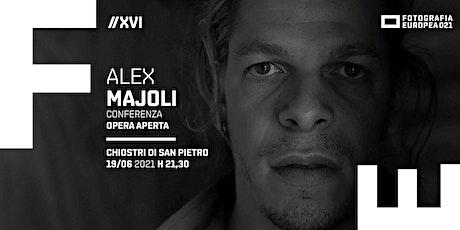 FE 2021 - Conferenze - Alex MAJOLI biglietti