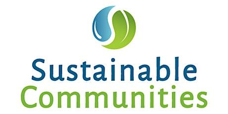 Sustainable Communities Workshop tickets