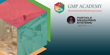 GMP Academy: Environmental Monitoring Course tickets