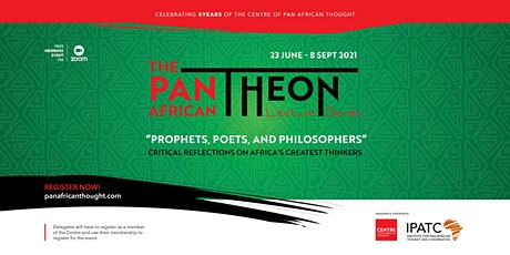 The Pan-African Pantheon - Lecture Series tickets