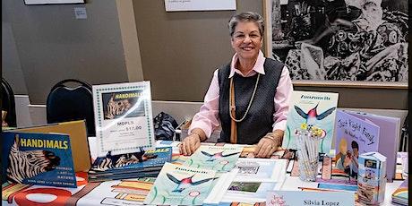 Virtual Author Presentation - Silvia Lopez tickets