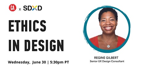 GA + SDXD: Ethics in Design tickets