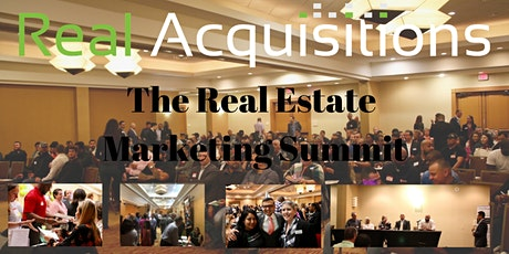 The Real Estate marketing Summit tickets