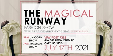 The Magical Runway Fundraiser Fashion Show tickets