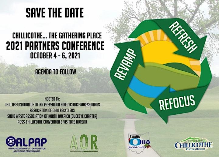 2021 Partners Conference - AOR / OALPRP / SWANA Buckeye Chapter image