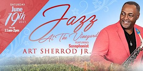 Jazz At The Vineyard-Brunch Series feat. Art Sherr tickets