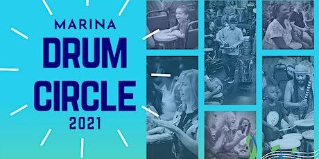 Marina Drum Circle tickets