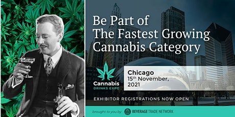 2021 Cannabis Drinks Expo - Exhibitor Registration Portal (Chicago) tickets