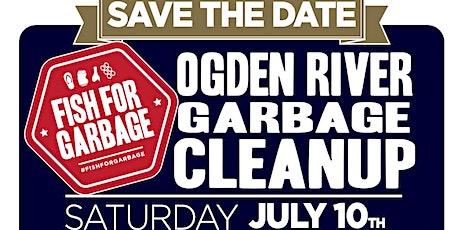 Ogden River Cleanup tickets
