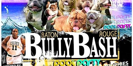 Baton Rouge Bully Bash 1 tickets