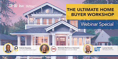 The Ultimate Home Buyer Workshop: Webinar Special tickets