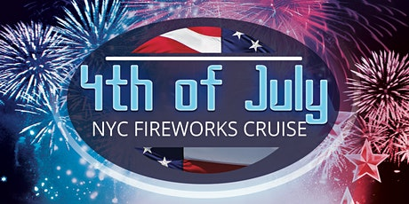 4th of July Boat Party NYC Fireworks Cruise Independence Day tickets