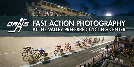 Fast Action Photography at the Velodrome: Class + On Location Workshop biglietti
