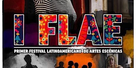 I Festival Latinx de Artes Escénicas tickets
