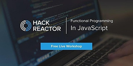 Intro to Functional JavaScript [Live-Online] tickets