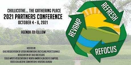 2021 Partners Conference - AOR / OALPRP / SWANA Buckeye Chapter tickets
