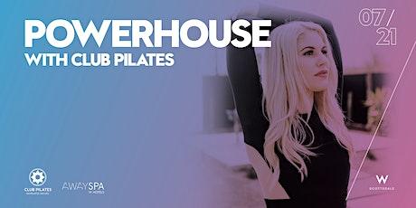Powerhouse - Free Pilates Class (7/21) tickets