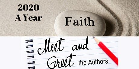 2020 A Year of Faith   Meet and Greet the Authors tickets