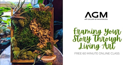 Framing Your Story Through Living Art tickets