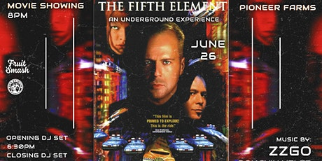 The 5th Element tickets