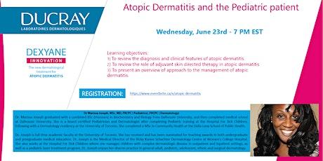 Atopic Dermatitis and the Pediatric Patient entradas