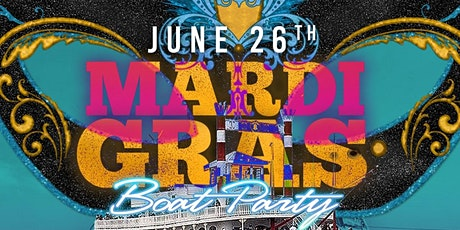 MADRI GRAS BOAT PARTY @ SKYPORT MARINA (HOSTED BY ANGEL G EVENTS) tickets