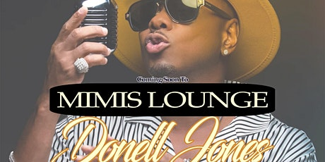 A Day With Donnell Jones tickets