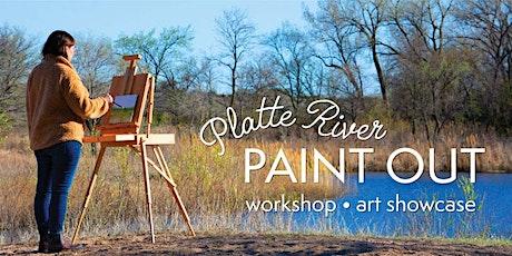 Platte River Paint Out tickets