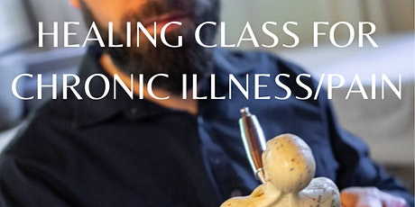 Healing Class for Chronic Illness and Pain using Tong Ren therapy tickets