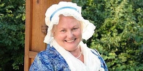 First-Person Program Series: Martha Washington tickets