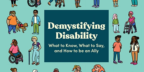 Demystifying Disability: A discussion with Emily Ladau tickets