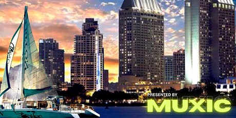 San Diego WE ARE MUXIC Sunset Sail tickets