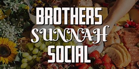 Brothers Sunnah Social at IslamInSpanish Centro Islamico tickets