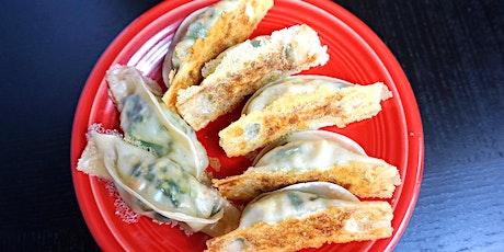 Vegan Dim Sum Cooking Class - Glutinous Rice Dumplings and Pot Stickers tickets