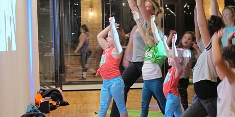 Parents and Kids Yoga @ Chicago Women's Park & Gardens tickets