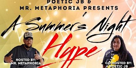 A Summer's Night Hype tickets