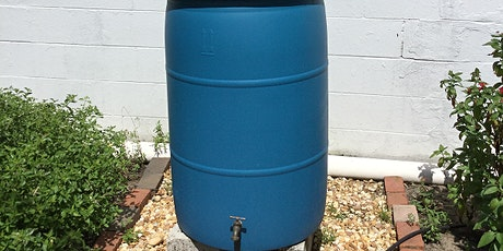 Using Rain Barrels in the Home Landscape (IN-PERSON) tickets