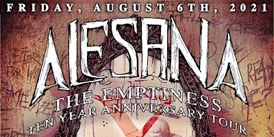 Alesana – The Emptiness 10 Year Anniversary Tour