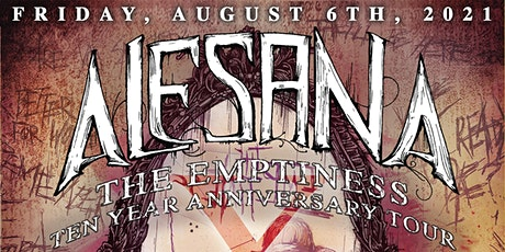 Alesana - The Emptiness 10 Year Anniversary Tour tickets