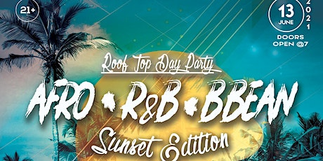 AFRO-R&B-BBEAN Rooftop Party tickets