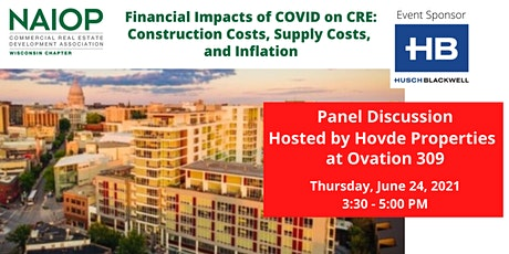 Financial Impacts of COVID on CRE tickets