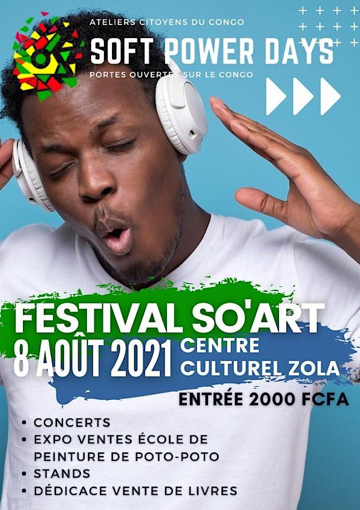 Image pour Soft Power Days - Congo-Brazzaville (Jour 2)