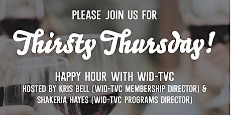VIP Thirsty Thursday Membership Social tickets