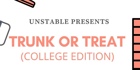 Trunk or Treat (College Edition) tickets