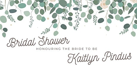 Kaitlyn's Drive-by Wedding Shower tickets
