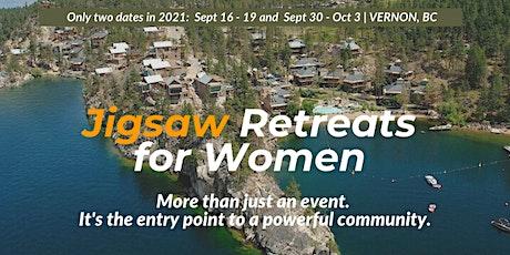 Jigsaw Retreat for Women Entrepreneurs tickets