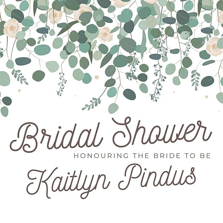 Kaitlyn's Drive-by Wedding Shower image