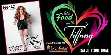 Breakfast w/ TIFFANY & Dine Out w/ TIFFANY + live concert @ The New HMAC tickets
