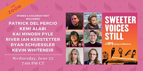 SWEETER VOICES STILL: An LGBTQ Anthology from Middle America tickets